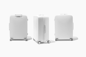 Raden connected luggage feature