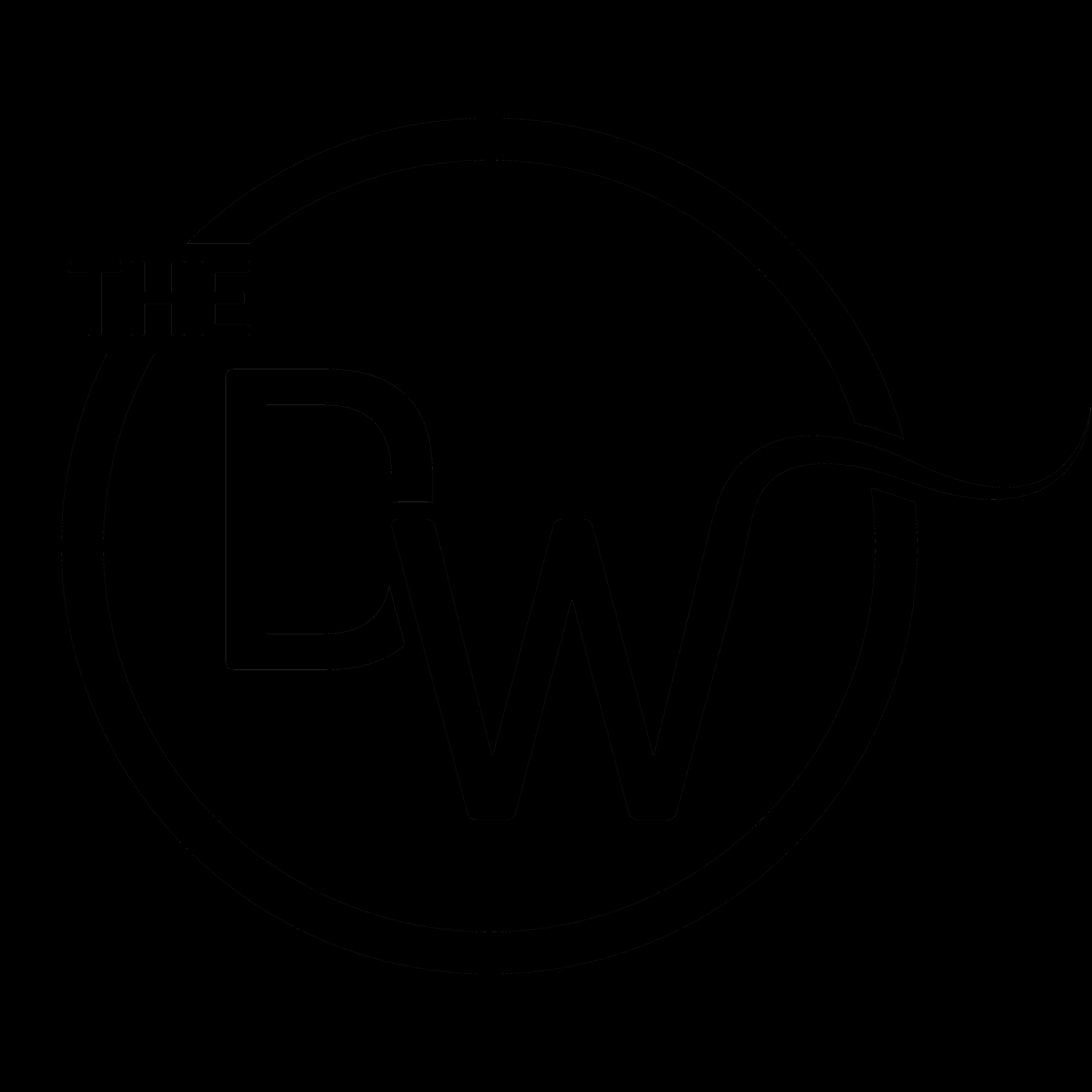 Designer whisper logo